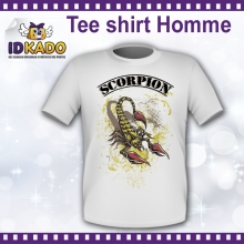 Tee-shirt Homme SCORPION