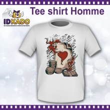 Tee-shirt Homme POKER