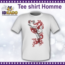 Tee-shirt Homme BOXE CHINOISE