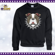 Sweat shirt CHIEN BOULEDOGUE