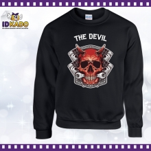Sweat shirt MOTARD THE DEVIL