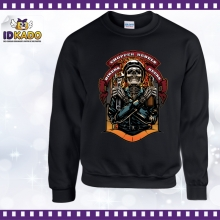 Sweat shirt MOTARD-CHOPPER REBELS