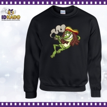 Sweat shirt RASTA GRENOUILLE