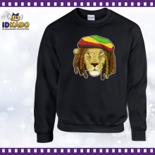 Sweat shirt RASTA LION
