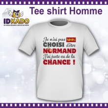 Tee-shirt Homme Normand